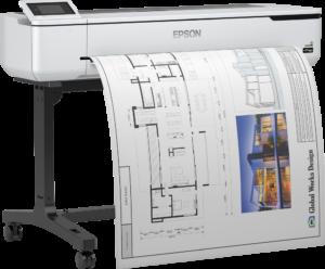 Epson SC-T5100 A0-suurkuvatulostin
