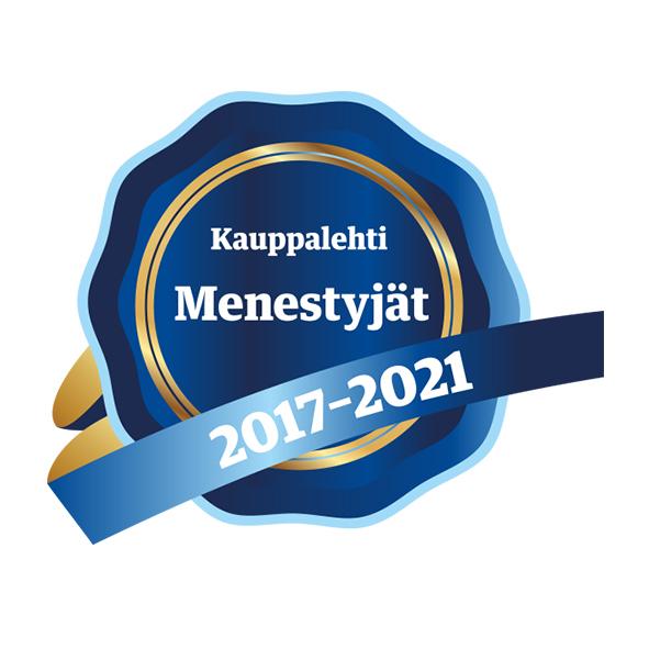 Kauppalehti Menestyjät Tietopalvelu Finland Oy