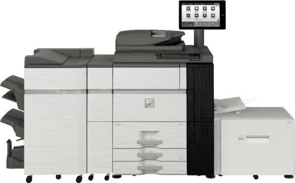 Sharp MX-7090 & MX-8090 SRA3-värimonitoimilaite